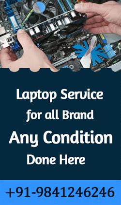 laptop repair service center in chennai, ambattur, velachery, tambaram